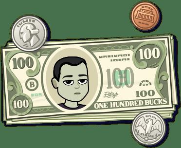 BitmoJohn cash money