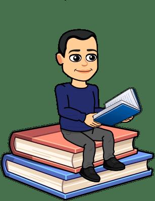 BitmoJohn book reading
