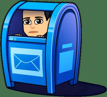 BitmoJohn postbox