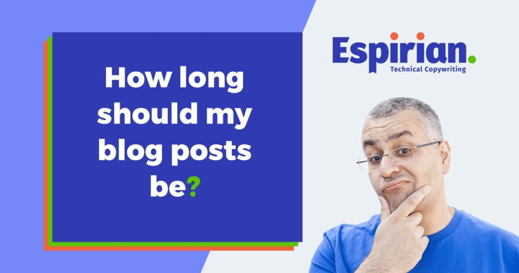 How long should blogs be?
