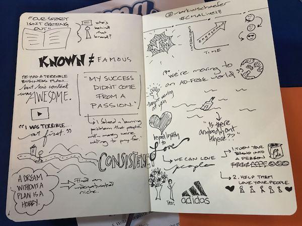 Karen Reyburn Sketchnotes 2