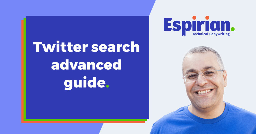 Twitter search advanced guide