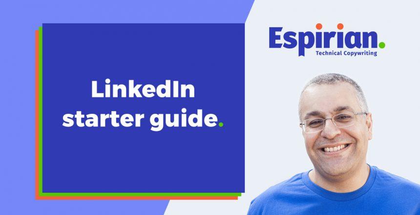LinkedIn starter guide