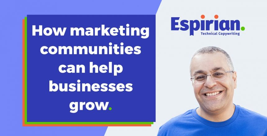 marketing-communities-grow-business-john-espirian